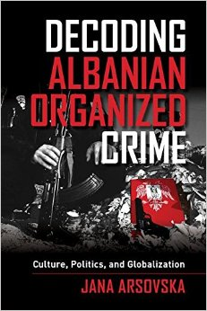 Decoding Albanian Organized Crime cover