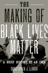 The Making of Black Lives Matter book over