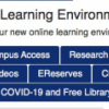 Remote Resources for a Distance Learning Environment