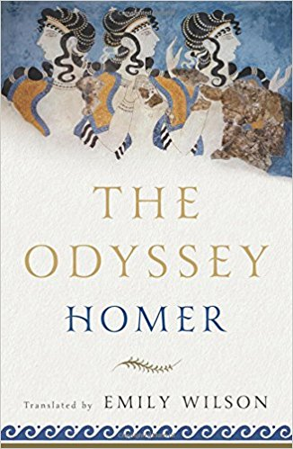 Odyssey book cover