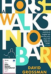 Horse Walks into a Bar book cover