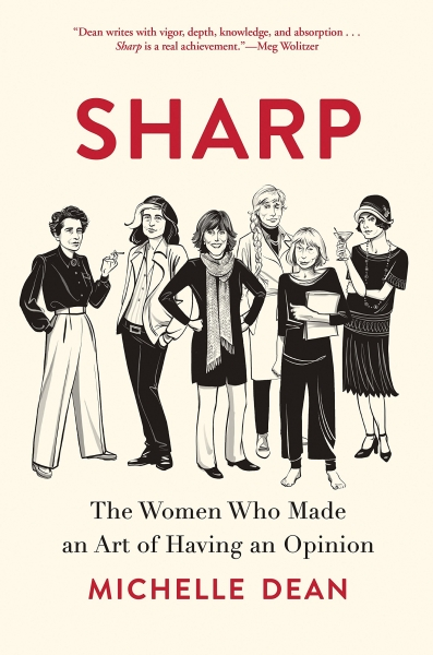 Sharp book cover