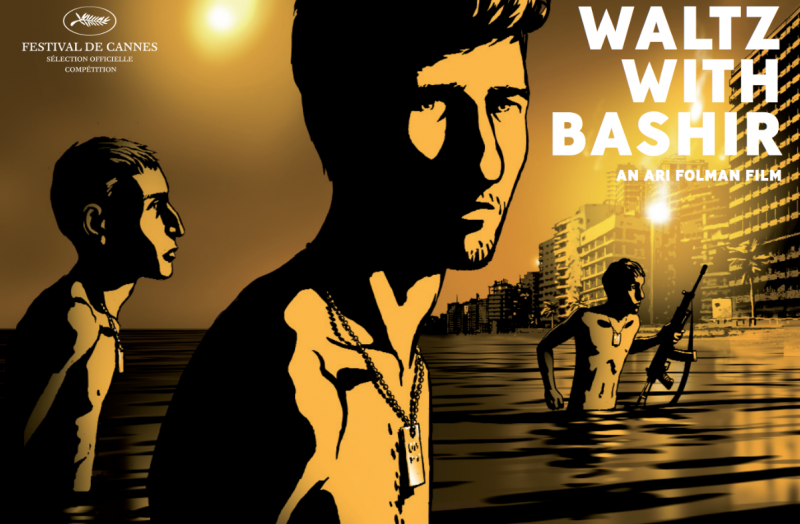 Waltz with Bashir promotional image