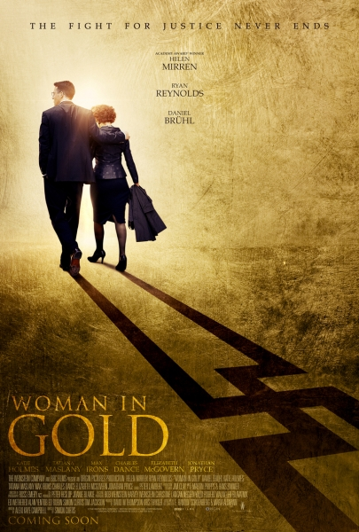Woman in Gold cover